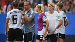 """""""Der deutsche Frauenfußball muss jetzt hart arbeiten"""""""
