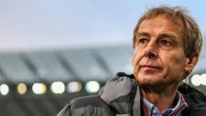 Klinsmann tritt bei Hertha BSC zurück