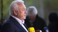 Wolfgang Kubicki schimpft über fehlendes Vertrauen
