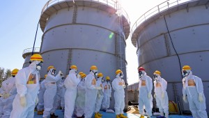 Japan setzt weiter auf Atomenergie