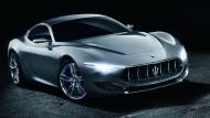 Maseratis Studie des spektakulären Alfieri auf dem Genfer Salon