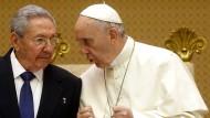 Höhere Diplomatie am Heiligen Stuhl