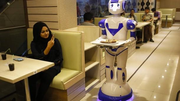 In Kalifornien kommt der Burger vom Roboter
