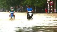 Überschwemmungen in Vietnam