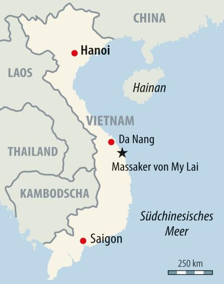Vietnamkrieg Karte.Bilderstrecke Zu Vietnam Krieg Massaker Von My Lai Vor 50 Jahren