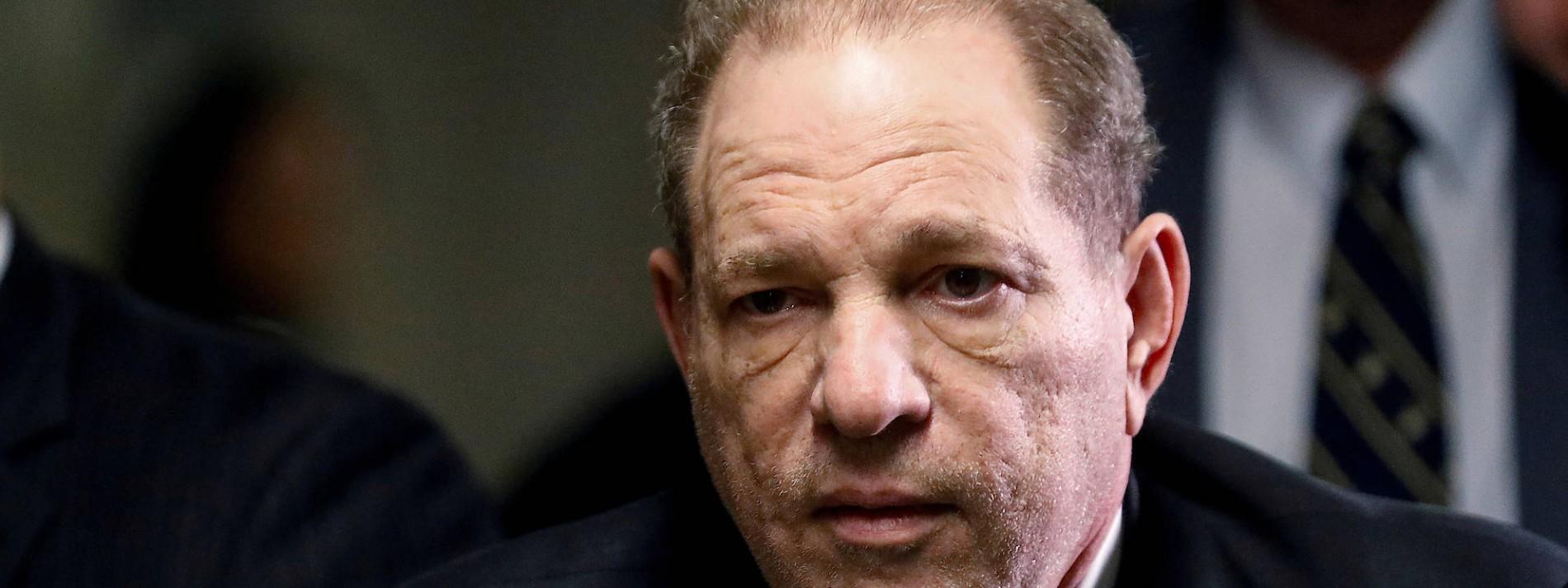 Harvey Weinstein wieder verklagt