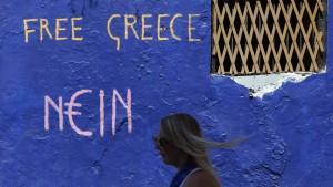 Warum Griechenland doch noch im Euro bleiben könnte
