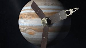 """Sonde """"Juno"""" kommt Jupiter so nah wie nie"""