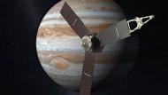 Sonde Juno kommt Jupiter so nah wie nie