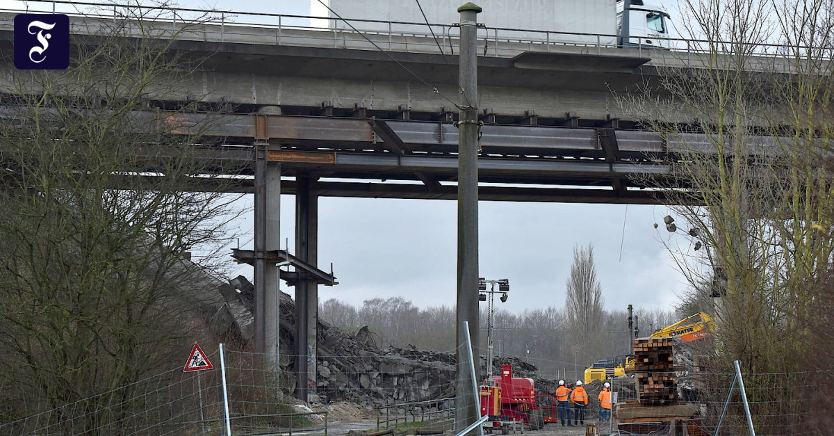 Staumelder A7 Richtung Kassel