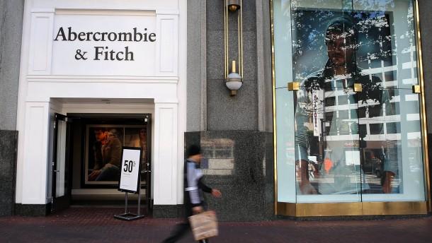 Abercrombie Shop Frankfurt