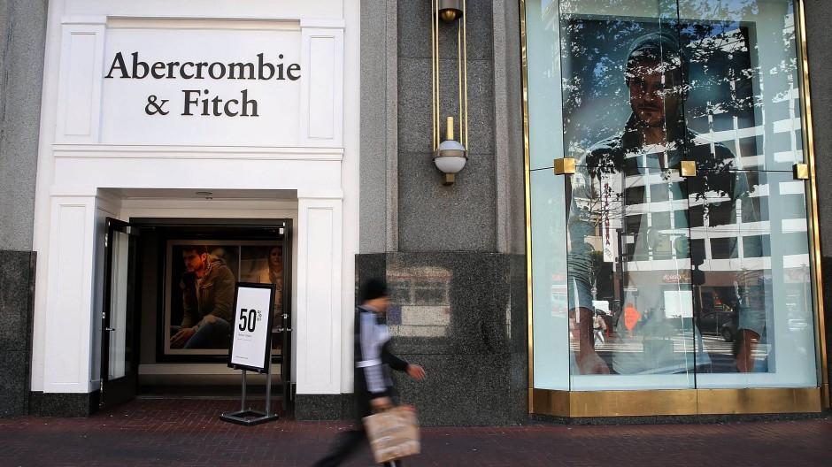 American Apparel Abercrombie Fitch Und Gap Laufen Die Kunden Davon