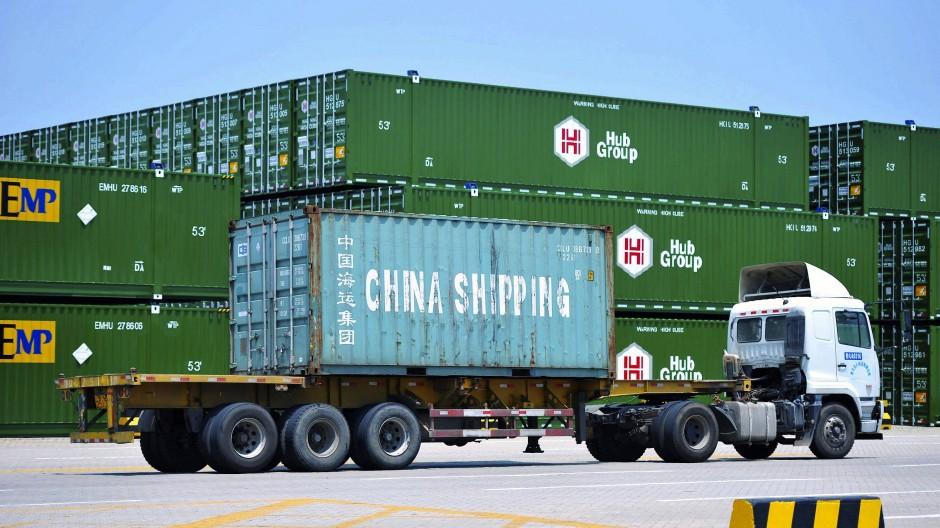 Noch zeigt sich China unbeeindruckt von den amerikanischen Strafzöllen.