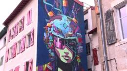Eine Stadt voller Kunst