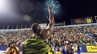 Sprintstar Usain Bolt: Ein Abschied in 10,03 Sekunden