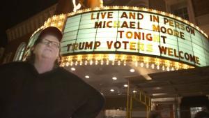 Wie Michael Moore Trumps Wahlsieg voraussagte