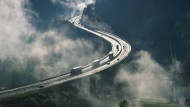 """Zu wenig Platz für eine """"Registrierungsstraße""""? Der Brennerpass bildet ein Nadelöhr."""
