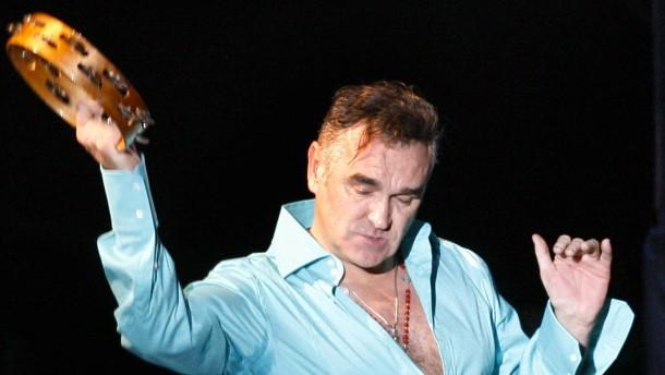 Morrissey steigt in die Politik ein