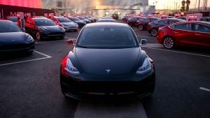 Wohl weitere Schwierigkeiten für Tesla