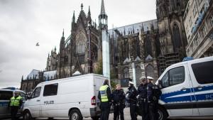 Bundespolizei ermittelt 32 Tatverdächtige
