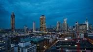 Darf Frankfurt doch nicht auf neue Arbeitsplätze infolge des Brexits hoffen?