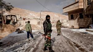 Armee setzt Offensive vor Damaskus fort