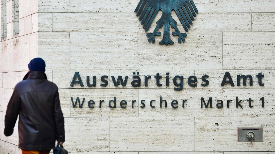 Das Auswärtige Amt hat am Montag die angekündigten Abschiebungen von Deutschen aus der Türkei bestätigt.