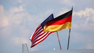 Amerika zieht sich zurück, Deutschland wird Anker