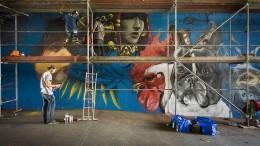 """Größtes Graffiti-Festival Europas"""
