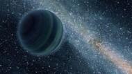 Manche Planeten ziehen ohne Stern durchs All.