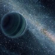 Ein obdachloser Planet, einer von wahrscheinlich Milliarden, die unsere Galaxie ganz allein durchstreifen