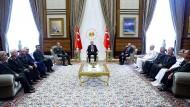 Erdogan weist Kritik des Westens zurück