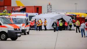 """""""Deutschland ist für Extremfälle nicht ausreichend gewappnet"""""""