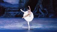 """Misty Copeland in """"Schwanensee"""" – als Durchbruch für schwarze Tänzer kann ihr Engagement kaum gelten."""