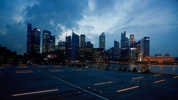 Singapur sucht Auswege aus TPP-Krise