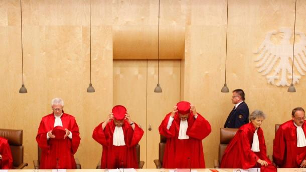 Die absolute Premiere des völkerrechtlichen Vorbehalts