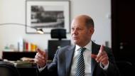Jetzt also doch: Bundesfinanzminister Olaf Scholz kandidiert für den SPD-Vorsitz
