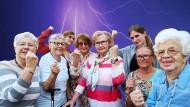 """Frauenpower zwischen Utopie und Scherz: Das Team vom """"Damengedeck"""""""