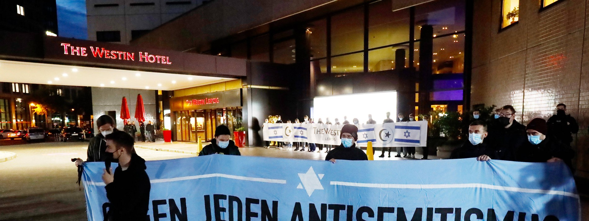 Antisemitismus-Vorfall: Hotel-Mitarbeiter stellt Anzeige wegen Verleumdung