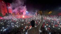 Oppositionskandidat schlägt AKP in Istanbul