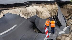 Ostseeautobahn 20 komplett gesperrt