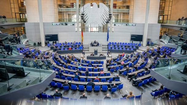 Bundestag berät über weitere Corona-Hilfen