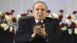 Algeriens ehemaliger Präsident Abdelaziz Bouteflika ist tot