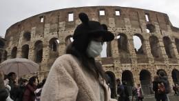 Erster Europäer mutmaßlich am Coronavirus gestorben