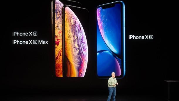 Apple sorgt für böse Überraschung