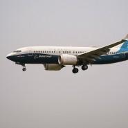 Ein Boeing 737 Max-Jet