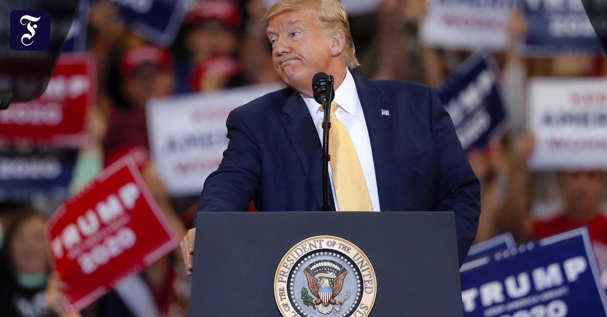 Amerika: Vereinzelte Republikaner wenden sich gegen Trump