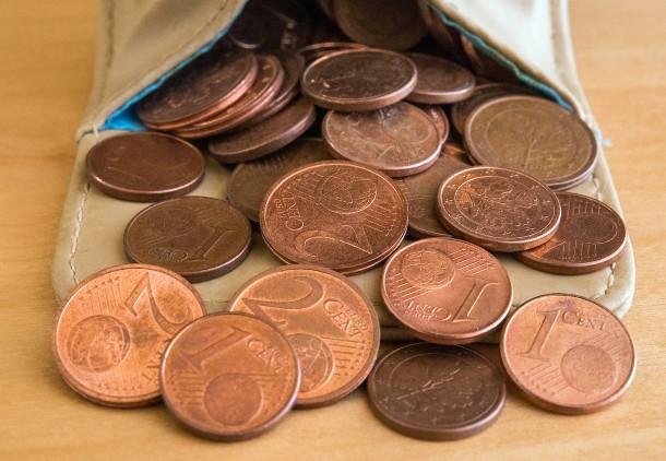 Bild Zu Eurozone Italien Schafft 1 Und 2 Cent Münzen Ab Bild 1
