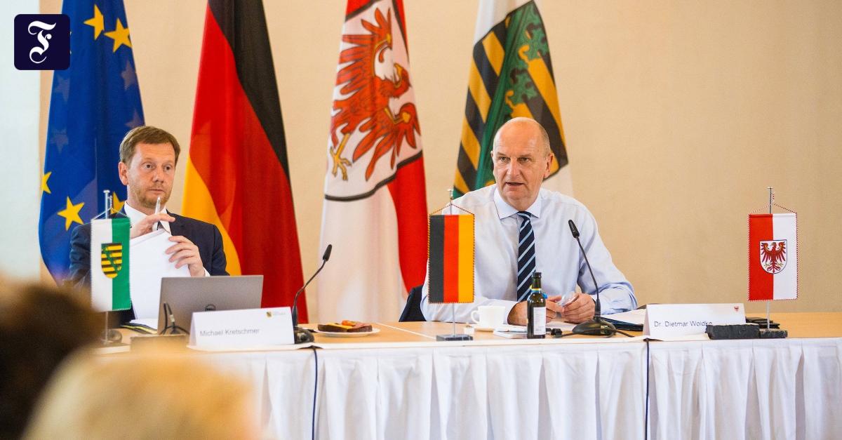 Landtagswahlen: Sachsens Glanz, Preußens Gloria