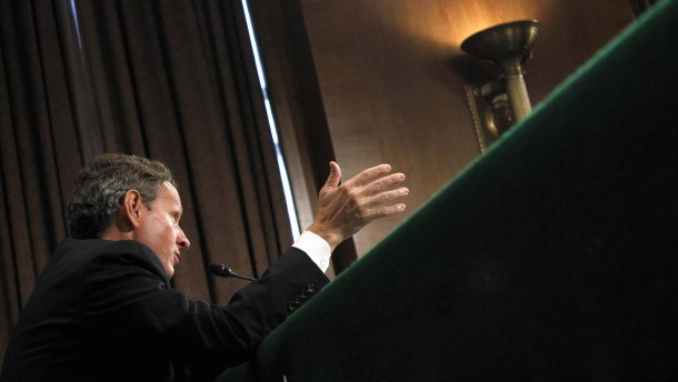 Obamas Finanzminister will Ausgabenstopp umgehen